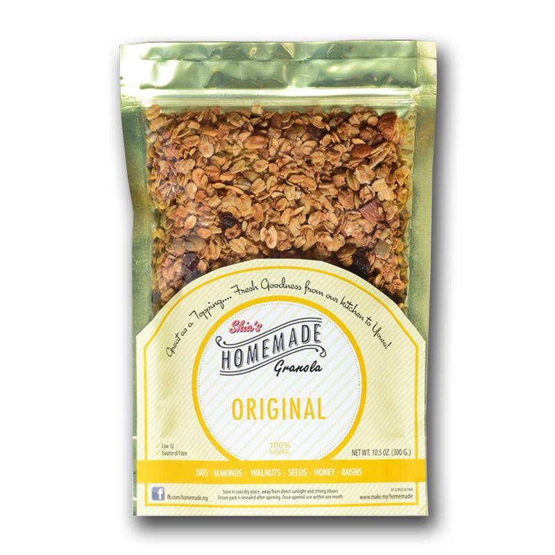 Shia's Original Granola – RM18