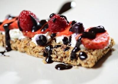 Mixed Fruit Granola Bar